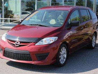 Mazda Mazda5 2009 GS*6 PASS*AUTO*AC*GR ELEC*CD MP3*AUX
