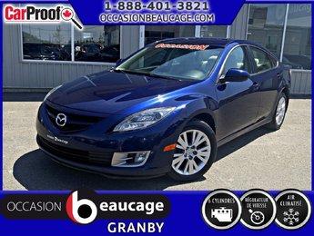 Mazda Mazda6 2009 GS