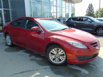 Mazda Mazda6 2010 GS TOIT OUVRANT AUTOMATIQUE CLIMATISEUR