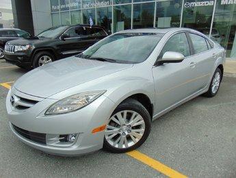 Mazda Mazda6 2010 GS 83000km CLIMATISEUR AUTOMATIQUE TOIT OUVRANT