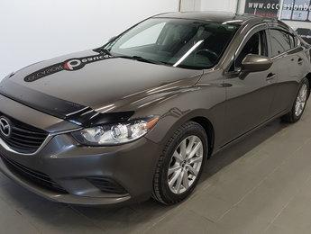 Mazda Mazda6 2016 GS-L, navigation, cuir, toit ouvrant, caméra