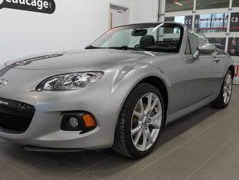 Mazda MX-5 2015 GT, cuir, TOIT RIGIDE, MIATA