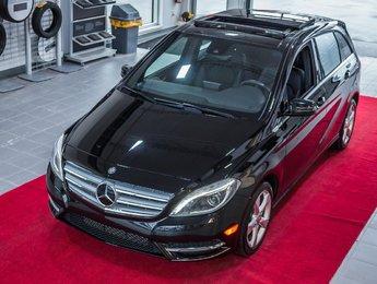 Mercedes-Benz B-Class 2013 B250 - Caméra - GPS - Toit