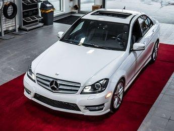 Mercedes-Benz C-Class 2013 C300 4MATIC - Toit - Sport pack - Xénon