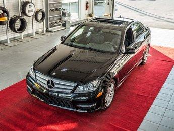 Mercedes-Benz C-Class 2013 C300 4matic *Sport + xénon + toit*