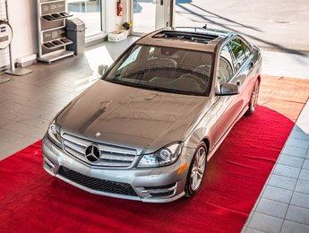 Mercedes-Benz C-Class 2013 C300 4matic *Sirius + Sport + Toit + Xenon*