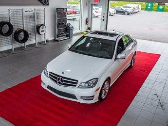 Mercedes-Benz C-Class 2014 C300 4matic *Xénon + Aide conduite + Toit
