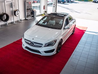 Mercedes-Benz CLA-Class 2014 CLA250 4matic *Sport + GPS + Xenon + Toit*
