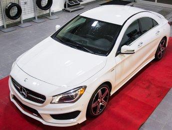Mercedes-Benz CLA-Class 2015 CLA250 + Premium + Premium Plus + Sport