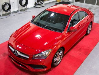 Mercedes-Benz CLA 2017 CLA250 + Premium + Sport