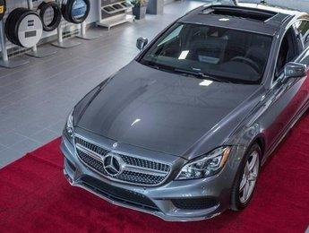 Mercedes-Benz CLS-Class 2016 CLS550 4MATIC - Rabais de 6000$