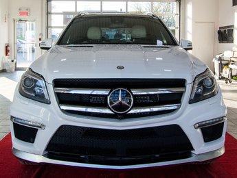 Mercedes-Benz GL 2016 AMG GL 63