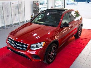 Mercedes-Benz GLC 2017 GLC 300 4matic *GPS + Camera + Toit + Sport*