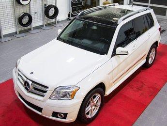 Mercedes-Benz GLK-Class 2010 GLK350 + Premium + Sport + Navigation