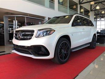 Mercedes-Benz GLS-Class 2018 SUV