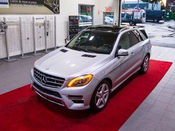 Mercedes-Benz M-Class 2015 ML350 BlueTEC *Sport Pack + Xenon + Hitch*