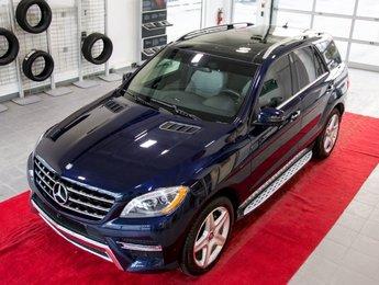 Mercedes-Benz M-Class 2015 ML 350 BlueTEC