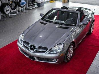 Mercedes-Benz SLK-Class 2011 SLK300