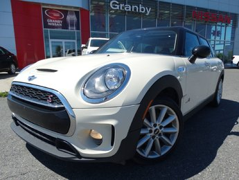 MINI Cooper Clubman 2017 S/ALL4 AWD/TOIT PANORAMIQUE/SMART KEYS/