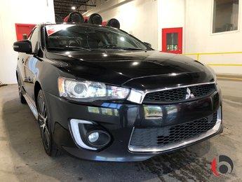 Mitsubishi Lancer 2017 GTS PREMIUM - AWC - TOIT - CUIR - KIT DE JUPES