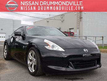 Nissan 370Z 2009 TOURING - MANUELL - INT CUIR/TISSUS - BAS MILLAGE!