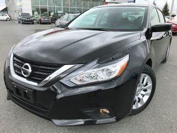 Nissan Altima 2018 S CAMÉRA DE RECUL BLUETOOTH JAMAIS ACIIDENTÉ