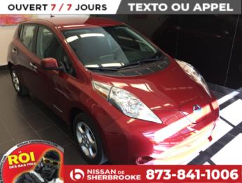 Nissan Leaf 2015 SV TOUTE ÉQUIPÉ PASSEZ EN MODE 100% ÉLECTRIQUE
