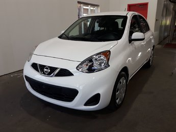 Nissan Micra 2018 SV - CERTIFIÉ - GARANTIE - AUTOMATIQUE!!!