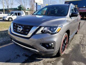 Nissan Pathfinder 2017 PLATINUM - TOIT PANO - CUIR - NAVIGATION !!