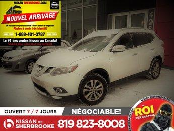 Nissan Rogue 2014 SV, TOIT PANORAMIQUE, CAMÉRA DE RECULE
