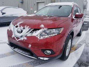 Nissan Rogue 2016 SV TECH AWD- CERTIFIÉ- GPS - TOIT PANO- CAMÉRA!!