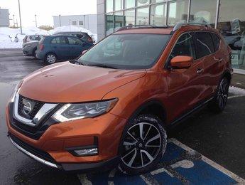 Nissan Rogue 2017 SL cuir toit GPS nav  AWD