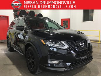 Nissan Rogue 2017 SV AWD STAR WARS CUIR ROUGE !!!!!- TOIT