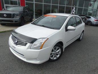 Nissan Sentra 2012 2.0S/AUTOMATIQUE/CRUISE CONTROL/JANTES EN ALLIAGE/