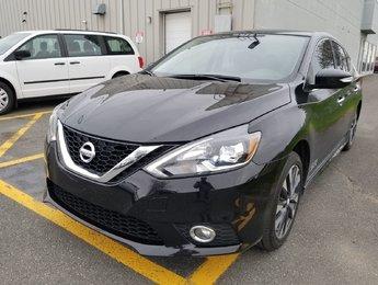 Nissan Sentra 2016 SR 1.8L- CERTIFIÉ- GPS- TOIT- DÉMARREUR!!!