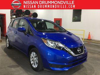 Nissan Versa Note 2017 SV - AUTOMATIQUE - CAMÉRA + A/C + CRUISE!!