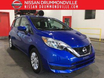 Nissan Versa Note 2017 SV - CERTIFIÉ -  CAMÉRA - AUTOMATIQUE!!