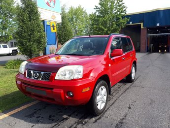 Nissan X-Trail 2005 SE - SHERLOCK - TOIT PANO - DÉMARREUR !!!