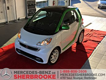 smart Fortwo electric drive 2014 Passion
