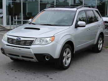 Subaru Forester 2009 2.5XT*LIMITED*GPS*AC*CRUISE*CUIR*TOIT*GR ELEC*