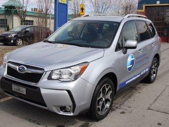 Subaru Forester 2015 XT AWD - TOIT + CUIR/TISSUS + CAMÉRA!!