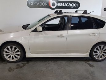 Subaru Impreza 2010 LIMITED, cuir, toit ouvrant