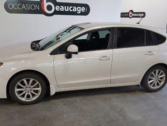 Subaru Impreza 2014 Tourisme, sièges chauffants, bluetooth, régulateur