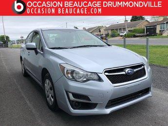 Subaru Impreza 2015 AWD - PZEV - BAS PRIX! - CAMERA - BAS KM! A VOIR!