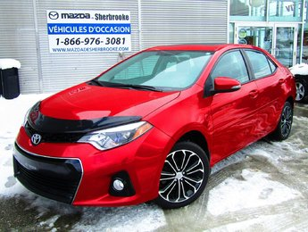 Toyota Corolla 2014 51000KM AUTOMATIQUE TOIT OUVRANT