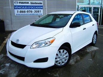Toyota Matrix 2011 HAYON PNEUS HIVERS