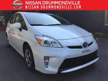 Toyota Prius 2013 HYBRIDE - CAMERA - DÉMARREUR!!