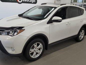Toyota RAV4 2013 Limited, navigation, toit ouvrant, garantie 2019