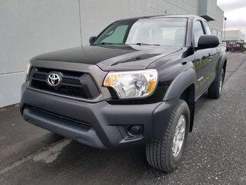 Toyota Tacoma 2014 ACCESS CAB - 4X4 - HITCH - MANUELLE !!!