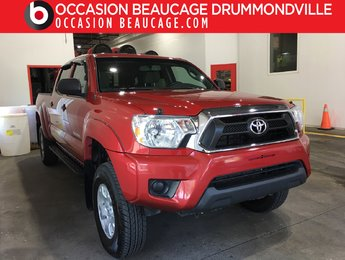 Toyota Tacoma 2015 SR5 DOUBLE CAB 4X4 - DÉMARREUR + MAGS + HITCH!!